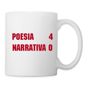 Poesia vs Narrativa - Tazza