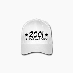 2001 a star was born (uk) Caps & Hats