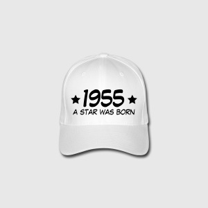 1955 a star was born (uk) Casquettes et bonnets - Casquette Flexfit
