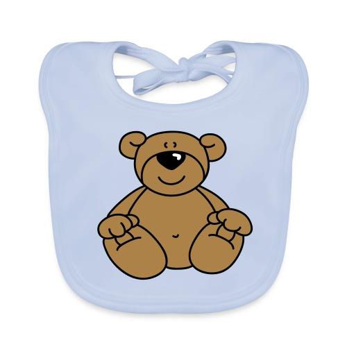 brownbear bib - Baby Organic Bib