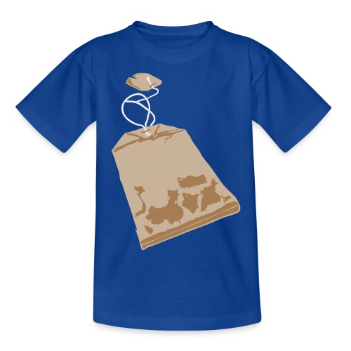 Teabag for kids - Teenage T-shirt