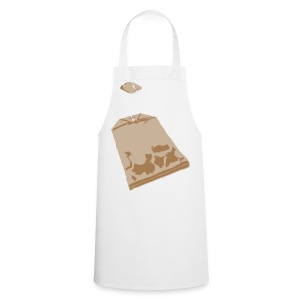 Teabag on Apron - Cooking Apron
