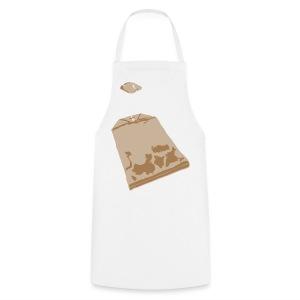 Teabag on Apron - Cooking Apron