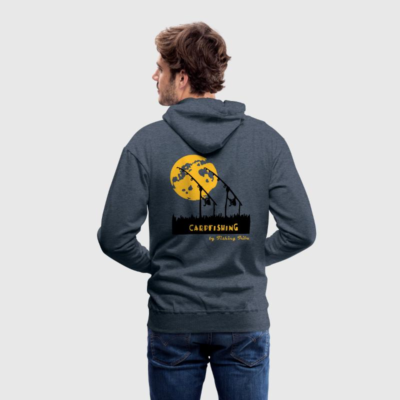Sweat capuche Carpfishing - Sweat-shirt à capuche Premium pour hommes
