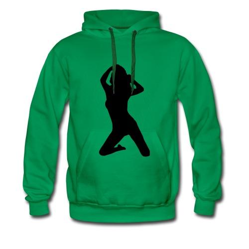 Hot Women - Mannen Premium hoodie