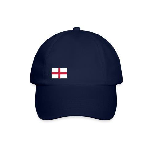 England St George Baseball Cap - Navy  - Baseball Cap