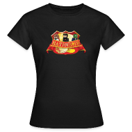 T-Shirts ~ Women's T-Shirt ~ Hatventures Shield