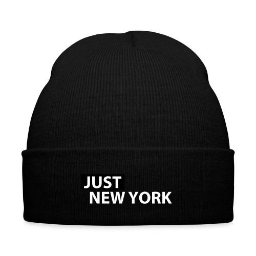 JUST NEW YORK HAT - Wintermütze