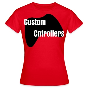 Custom controllers - Women's T-Shirt