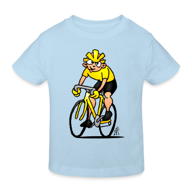 Cyclist - Cycling Kids' Shirts