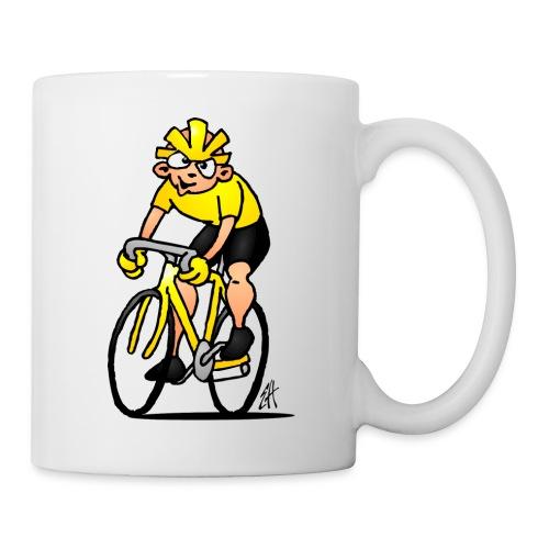 Cyclist - Cycling - Mug