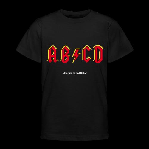 ABCD Baby - T-shirt Ado