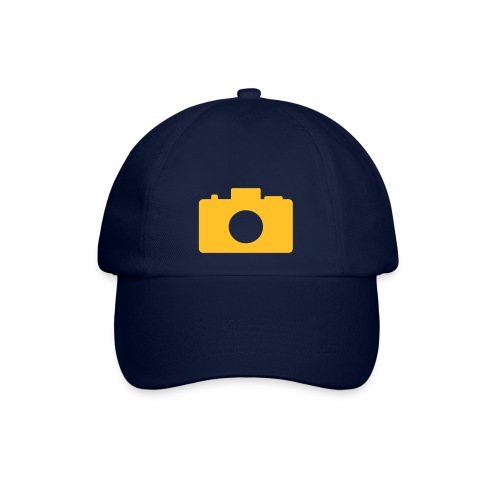Baseballkappe  Fotoapparat - Baseballkappe