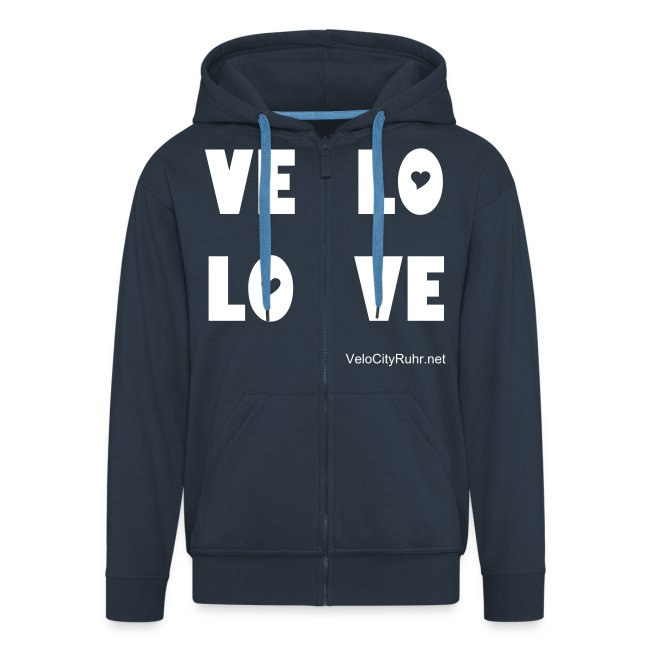 Velo Love - I'm in love with my bicycle (men)
