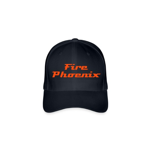 Fire Phoenix Hat - Flexfit Baseball Cap