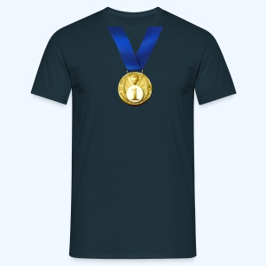 First Place Medal - Men's T-Shirt