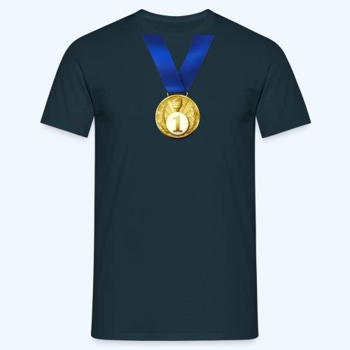 First Place Medal - Men's T-Shirt