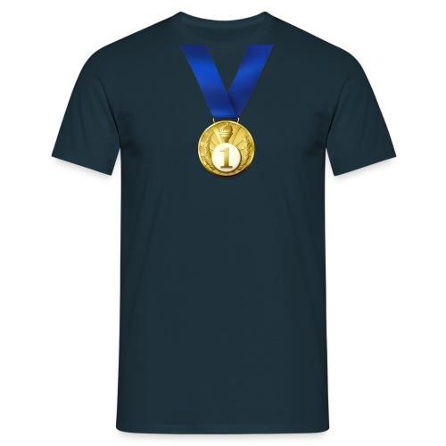 First Place Medallion T-Shirt - Men's T-Shirt