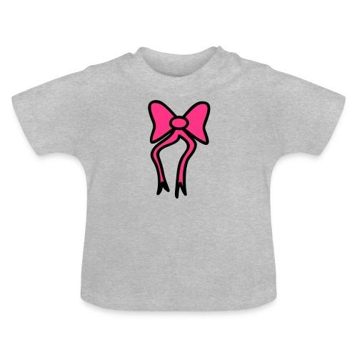 Motiv Schleife - Baby T-Shirt
