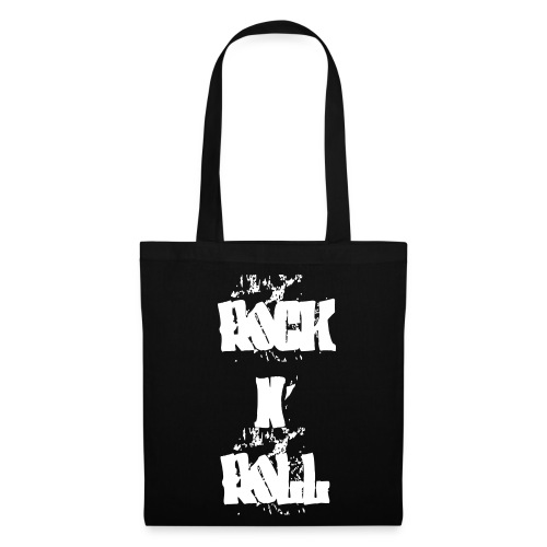 Sac rock n' roll - Tote Bag