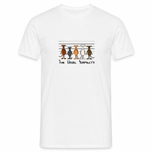 Suspects - Männer T-Shirt