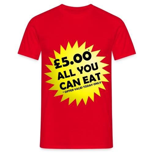 Special Offer Mens T-Shirt - Men's T-Shirt