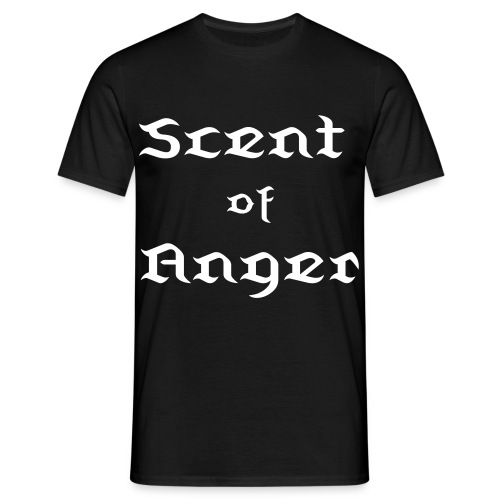 Scent of Anger [T-SHIRT MEN] - Männer T-Shirt