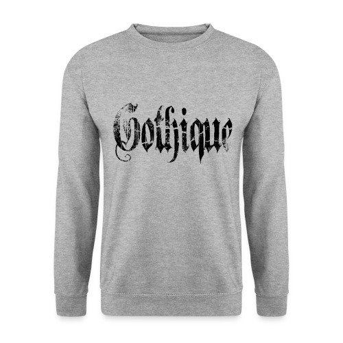 Pull homme gothique - Sweat-shirt Homme