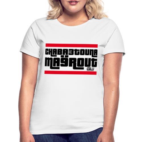 Chaba3touna Makrout - T-shirt Femme
