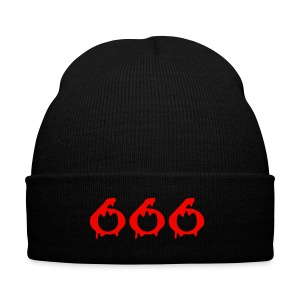 666 Hat - Winter Hat