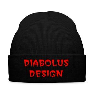 Diabolus Design Hat - Winter Hat