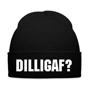 DILLIGAF Hat - Winter Hat