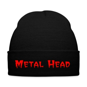 Metal Head Hat - Winter Hat