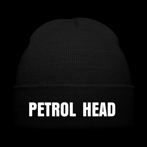 Petrol Head Hat - Winter Hat
