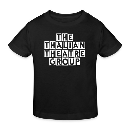 Children's Standard Thalian Theatre Group T-shirt - Kids' Organic T-Shirt