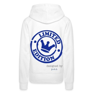 'Crazy and you know it' DELUXE edition - Vrouwen Premium hoodie