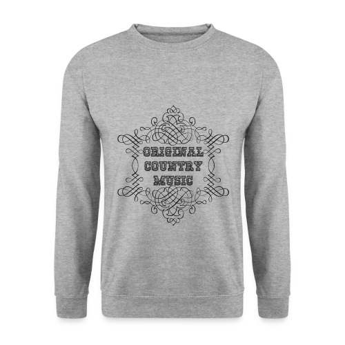 Pull homme original country music - Sweat-shirt Homme 3ca846facb24