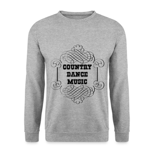 Pull homme country dance music - Sweat-shirt Homme