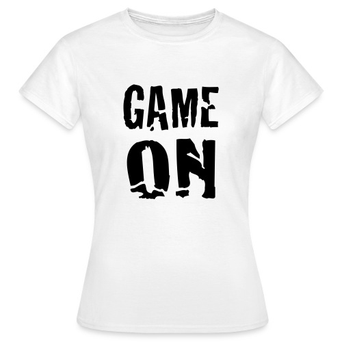 Camisetas Shuffle - Camiseta mujer
