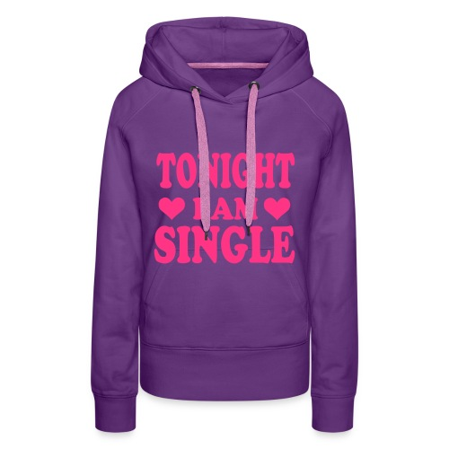 Leuke sweater! - Vrouwen Premium hoodie