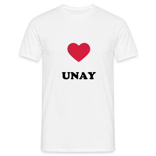 Love Unay - Men's T-Shirt