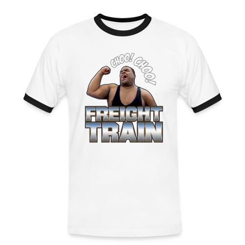 Freight Train - Men's Ringer Shirt
