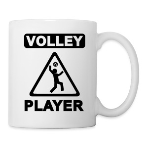 Volleyplayer - Tasse