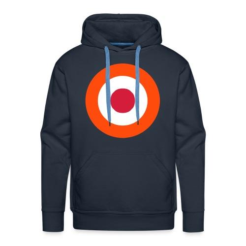 Orange Mecanique - Sweat-shirt à capuche Premium pour hommes