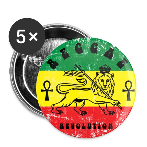 ReaggeReason  - Buttons/Badges stor, 56 mm