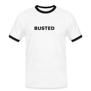 Busted WCT - Men's Ringer Shirt