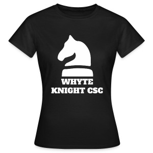 Whyte Knight CSC - Women's T-Shirt