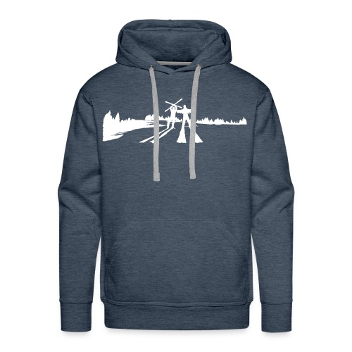 Skifun Pullover - Männer Premium Hoodie