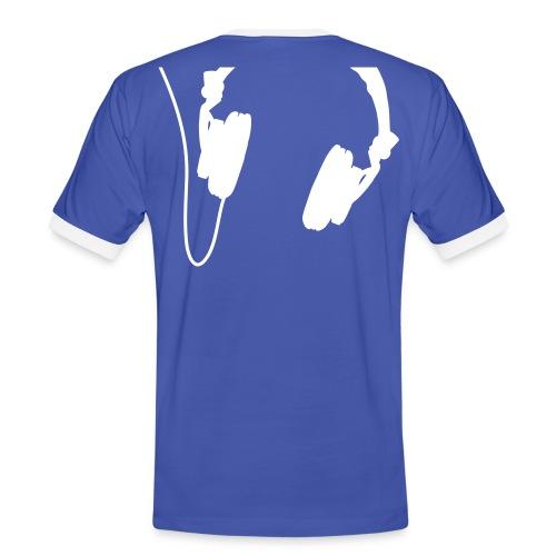 Musique Collection - T-shirt contrasté Homme