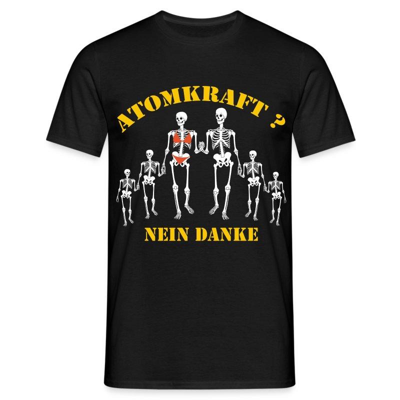 Texte - T-shirt Homme